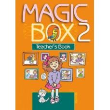 Magic Box 2. Teacher's Book