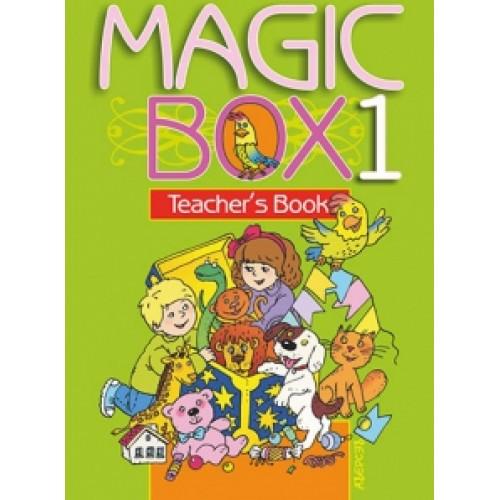 Magic Box 1. Teacher's Book