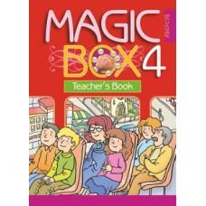 Magic Box 4. Teacher's Book