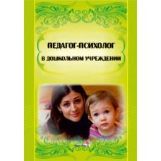 Педагог-психолог в дошкольном учреждении